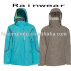 Rainwear/rain coat/rain jackets