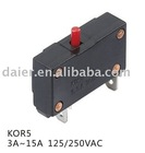 circuit breaker control switch