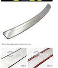 08 09 10 11 Stainless Steel Rear Step Panel Boot Bumper Protector For Subaru Forester