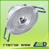 1W/3W LED Ceiling Spot