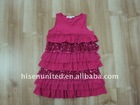 girl's evening dress/Chritmas dress/party dress