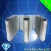 Bridge Round Head Smart Big pedestrian swing gates--HYT073
