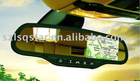 In car LCD GPS/Bluetooth Rear View Mirror ST-435GA