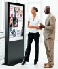 Floor Stand LCD multi touch screen kiosk