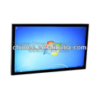 26 inch commercial lcd display all in one computer ( HQ26CW-C1, i3 i5 i7 Opital)
