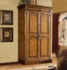Classical wooden wine storage cabinet