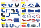 Auto Parts Of Silicone Hoses/Silicone Tube