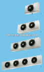 Ceiling Mounted Evaporator Indoor Units for Cold Storage Room