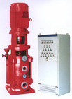 Vertical multistage Double Suction Split casing Centrifugal pump