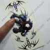 Temporary Tattoo-Dragon for Body Decoration (UNIC-TTS077)