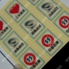 Adhesive Electronic Label- for Sign(UNIC-BL158)