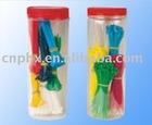 plastic cable tie(wire tie,velcro cable tie,cable tie mount,releasable cable tie,bead cable tie)