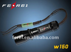 150 meters Rechargeable Aluminum LED underwater diving torch W150