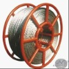 8mm Anti-twisting Galvanized Steel Wire Rope