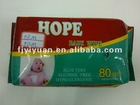 OEM/ODM wet wipe tissue