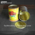 Lychee and Longan Empty Metal Cans