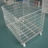 metal storage cages