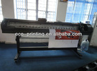 Eco solvent printer with Epson DX7 printhead with 1.8m printing width with 1440DPI