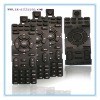 2012 silicone remote control