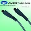 optical fiber Toslink to Toslink cable