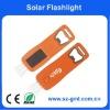 Bottle Opener Solar Flashlight