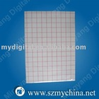 High quality AW light color heat transfer paper made in USA