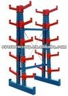 Heavy duty double side rack