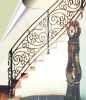 wrought iron Artistic stair Railing
