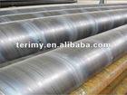 API 5L GR.X70 PSL2 Spiral steel pipe