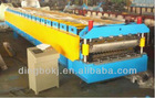automatic double layer steel panle roof wall cold roll forming machine in Jiangsu