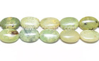 Wholesale Grass Turquoise Puffy Ovals