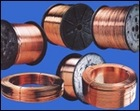Copper sheet wire