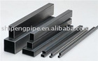 Black welded rectangular and square steel pipe