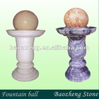 fountain ball sculpture