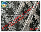 Factory!!!!! Cheap!!!! Concertina Razor Barbed Wire For Prison Fence