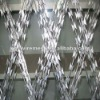 Stainless Steel Concertina Razor Barbed Wire Fence Mesh