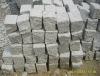 grey granite paving cubes