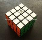 Type C TC Mini 4x4x4 444 4x4 Magic Cube Puzzle Cube Black/White (46MM)