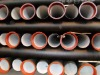 Ductile iron pipes comply with ISO 2531/BS EN 545/598