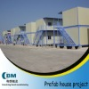 prefabricated house for Abu Dhabi project