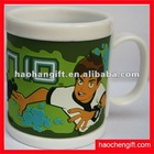 Silicon cover of plastic mug cup