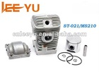 ST-021 MS210 spare parts for Chain saw cylinder assy