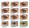 Fresh New Contact,KONTAKTLINS,lentes de contato,KONTAKT LENS,Lenti a contatto,KONTAKTLINSEN,KONTAK LENS,lentille de contact