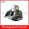 Extrusion heater fan