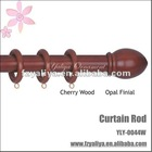 Curtain pole