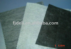 nonwoven fusible interlining(thermo bond nonwoven)