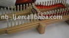 PE plastic loom CNC prototype sample