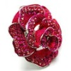 rose crystal flowers valentine day gifts