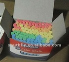 dustless color chalk