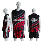Sublimated Basketball Wear